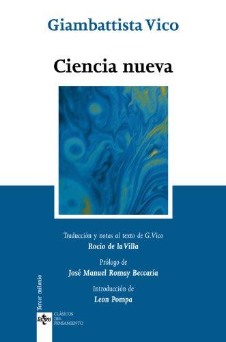9788430944859: Ciencia nueva (Clásicos - Clásicos Del Pensamiento)