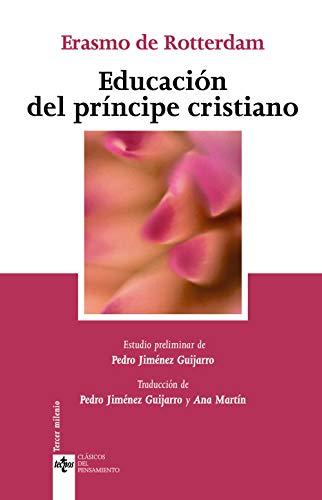 9788430945146: Educación del príncipe cristiano (Clásicos - Clásicos Del Pensamiento)
