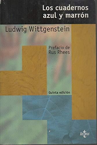 9788430945283: Cuadernos azul y marron, los