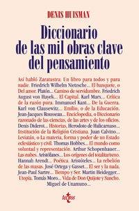 9788430945313: Diccionario de las mil obras clave del pensamiento (Filosofía - Filosofía y Ensayo) (Spanish Edition)