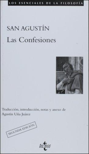 9788430945481: Las Confesiones (Los Esenciales De La Filosofia/ The Essentials of Philosophy) (Spanish Edition)