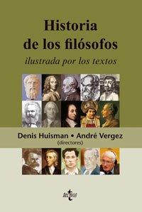 Historia de los filósofos ilustrada por los textos / Stories of Philophisers ...