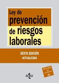 9788430946327: Ley de Prevencion de Riesgos Laborales/ Labor Risks Prevention Law (Spanish Edition)