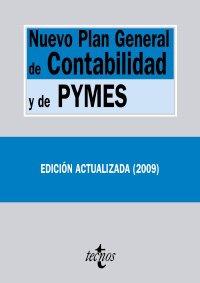 9788430947812: Nuevo plan general de contabilidad y de Pymes/ New general accounting plan and Pymes (Biblioteca De Textos Legales) (Spanish Edition)