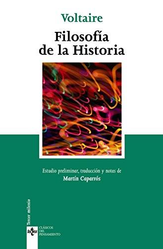 9788430948017: Filosofia de la historia/ Philosophy of History (Clasicos-Clasicos Del Pensamiento) (Spanish Edition)