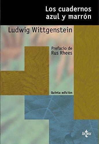 9788430948444: Los cuadernos azul y marrón (Filosofía - Estructura Y Función)
