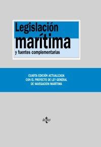 9788430948628: Legislación marítima y fuentes complementarias (Derecho - Biblioteca De Textos Legales)