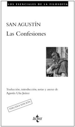 9788430948642: Las confesiones/ The Confessions (Los esenciales de la filosofia/ The Essentials of Philosophy) (Spanish Edition)