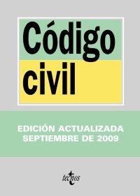 9788430949137: Codigo civil (2009) (Bibli. Textos Legales 2009)