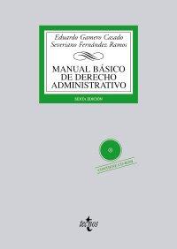 9788430949601: Manual básico de Derecho Administrativo: incluye CD (Derecho - Biblioteca Universitaria De Editorial Tecnos)