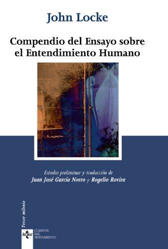 9788430949915: Compendio del Ensayo sobre el Entendimiento Humano (Clásicos - Clásicos Del Pensamiento)