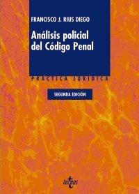 9788430950294: Analisis policial del codigo penal / Police Analysis of the penal code (Spanish Edition)