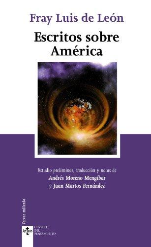 9788430950492: Escritos sobre America (Spanish Edition)
