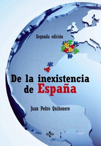 9788430950539: De la inexistencia de España (Ventana Abierta)