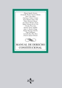 Manual de Derecho Constitucional: Agudo Zamora, Miguel;