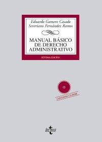 9788430951857: Manual básico de derecho administrativo / Basic Manual of Administrative Law (Spanish Edition)