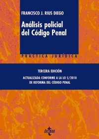 9788430952021: Analisis policial del Codigo Penal / Criminal Code Analysis of the Police (Spanish Edition)