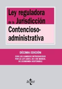 9788430952953: Ley reguladora de la Jurisdiccion Contencioso administrativa