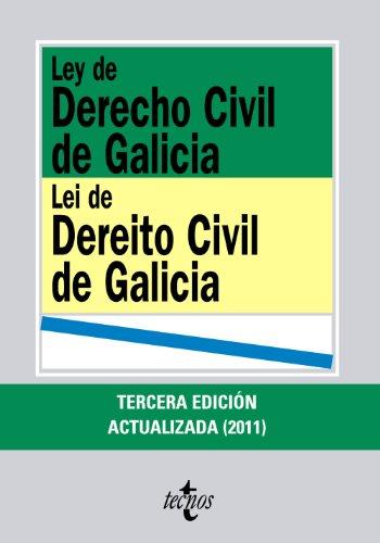 9788430953011: Ley de derecho civil de Galicia / Civil Rights Law of Galicia (Spanish Edition)