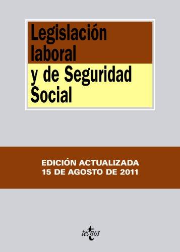 Legislación laboral y de Seguridad Social: Miguel Rodríguez-Piñero ,,