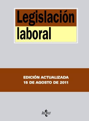 Legislación laboral: Miguel Rodríguez-Piñero y