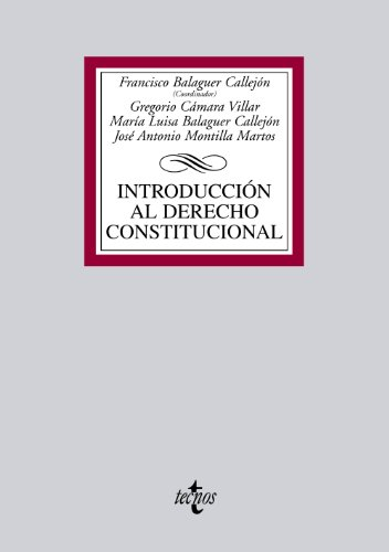 9788430953974: Introducción al Derecho Constitucional (Derecho - Biblioteca Universitaria De Editorial Tecnos)