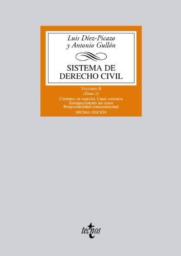9788430954964: Sistema de derecho civil / Civil Law System (Spanish Edition)