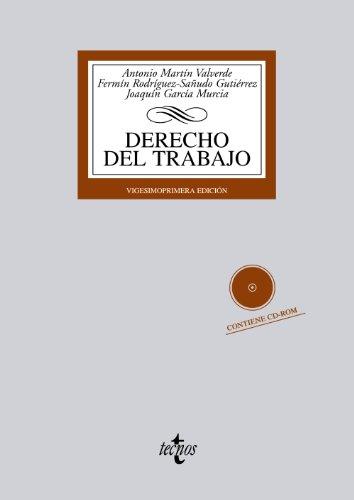 9788430955107: Derecho del trabajo / Labour Law (Spanish Edition)