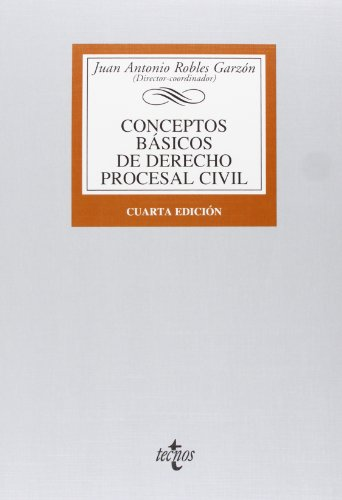 9788430955367: Conceptos básicos derecho procesal civil / Basics civil procedure (Spanish Edition)