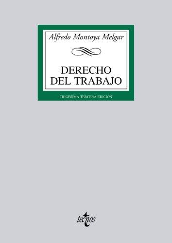 9788430955428: Derecho del trabajo / Labour Law (Spanish Edition)