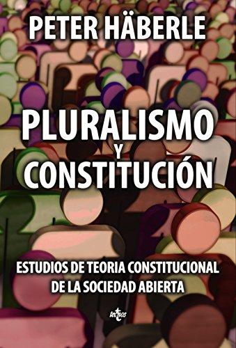 9788430957903: Pluralismo y Constitución: Estudios de Teoría Constitucional de la sociedad abierta (Ventana Abierta)