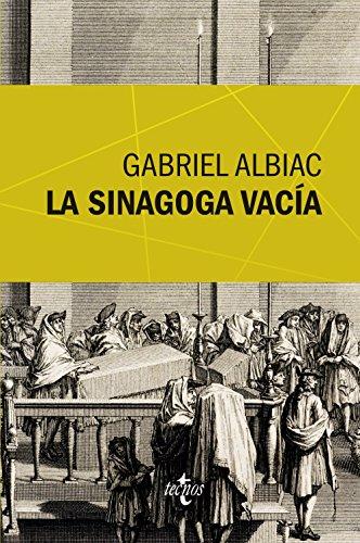 9788430958122: La sinagoga vacía: Un estudio de las fuentes marranas del espinosismo (Ventana Abierta)