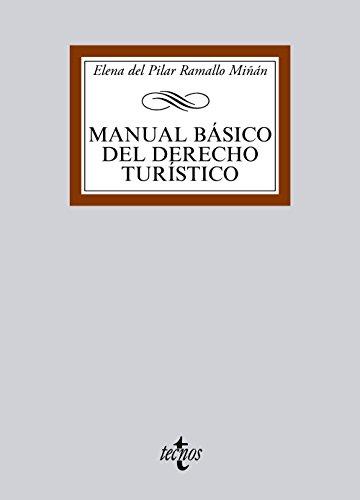 9788430958542: Manual Básico Del Derecho Turístico (Derecho - Biblioteca Universitaria De Editorial Tecnos)