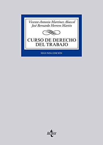 9788430959266: Curso de derecho del trabajo / Labour Law Course (Spanish Edition)