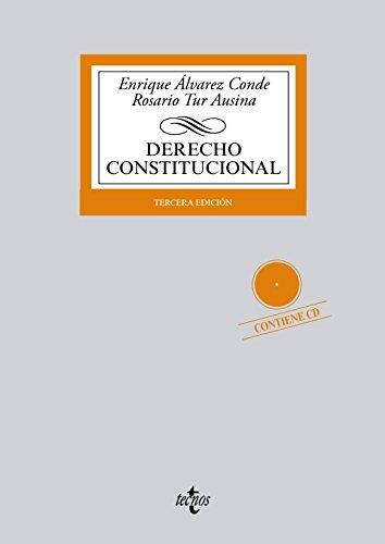 9788430959310: Derecho Constitucional (+ CD) (Derecho - Biblioteca Universitaria De Editorial Tecnos)