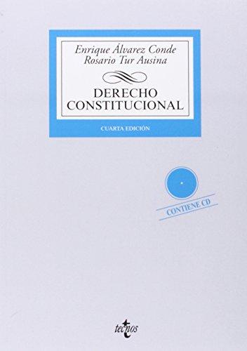 9788430963232: Derecho Constitucional (Derecho - Biblioteca Universitaria De Editorial Tecnos)
