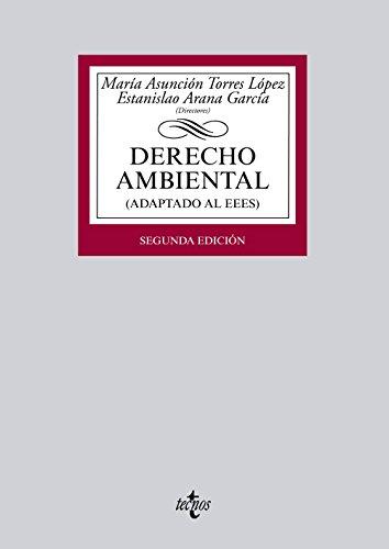 DERECHO AMBIENTAL.(BIBLIOTECA UNVIERSITARIA): Torres López, María