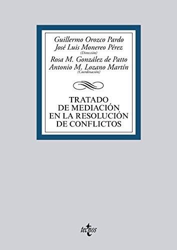 Stock image for TRATADO DE MEDIACIÓN EN LA RESOLUCIÓN DE CONFLICTOS. for sale by KALAMO LIBROS, S.L.