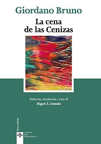 9788430965649: La Cena De Las Cenizas (Clásicos - Clásicos Del Pensamiento)