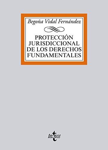 PROTECCIÓN JURISDICCIONAL DE LOS DERECHOS FUNDAMENTALES: Begoña Vidal Fernández