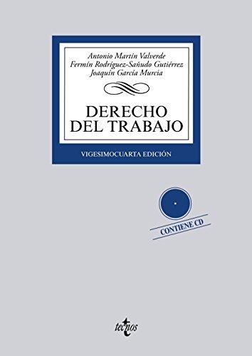 9788430966431: Derecho del Trabajo: Contiene cd (Derecho - Biblioteca Universitaria De Editorial Tecnos)