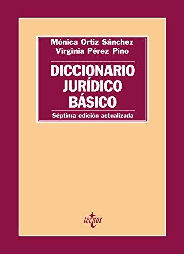 9788430966882: Diccionario jurídico básico (Derecho - Introducción Al Derecho)