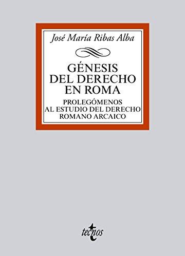 9788430966905: G�nesis del Derecho en Roma