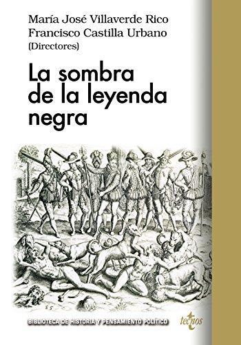LA SOMBRA DE LA LEYENDA NEGRA: María José Villaverde