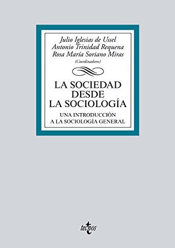 La sociedad desde la sociología: Vallejo Peña, Alberto;