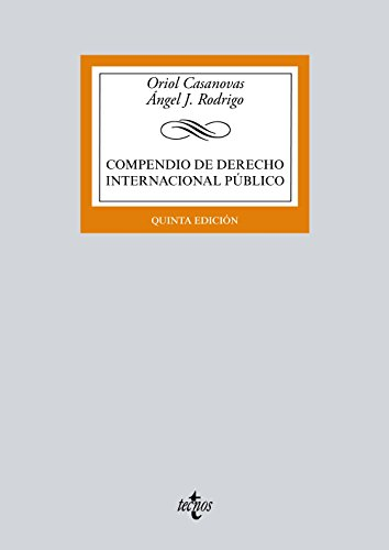 9788430969838: Compendio de Derecho Internacional Público (Publicaciones De La Asociación De La Prensa De Madrid)