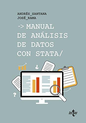 Manual de análisis de datos con Stata: Santana Leitner, Andrés/Rama