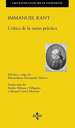 9788430971756: Crítica de la razón práctica (Filosofía - Los Esenciales De La Filosofía)