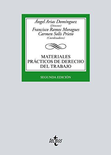 Materiales prácticos de Derecho del trabajo: Viñuelas Zahinos, María