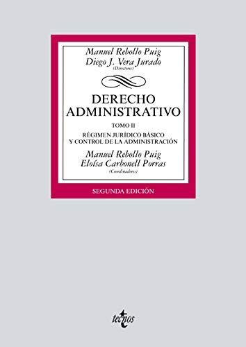 Derecho administrativo. Tomo II: Rodríguez Portugués, Manuel;